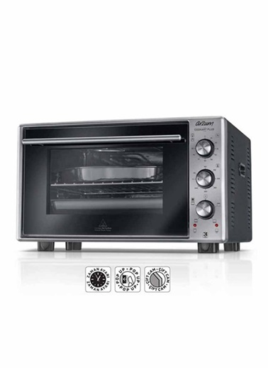 Cookart Plus Midi Fırın-Arzum